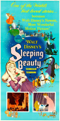"Movie Posters:Animation, Sleeping Beauty (Buena Vista, 1959). Three Sheet (41"" X 83"").. ..."