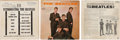 Music Memorabilia:Autographs and Signed Items, Beatles Signed Introducing The Beatles Mono LP (VJLP1062,1964)....