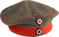 """Movie/TV Memorabilia:Costumes, An Ernest Borgnine Cap from """"All Quiet on the Western Front.""""..."""