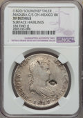 Netherlands East Indies:Madura Island, Netherlands East Indies: Madura Island. Sumenep CountermarkedDucaton ND (1820) XF Details (Surface Hairlines) NGC,...