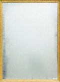 Furniture, A Giltwood Mirror Frame, early 21st century. 35 h x 26 w x 1 d inches (88.9 x 66.0 x 2.5 cm). ...