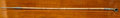 Asian:Chinese, A Chinese Bamboo and Pewter Kiseru Pipe, 20th century. 28-3/8inches long (72.1 cm). ...