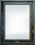 Asian:Other, A Chinoiserie Lacquered Mirror Frame, late 19th/early 20th century.31 inches high x 24 inches wide (78.7 x 61.0 cm). ...
