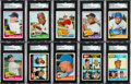 Baseball Cards:Sets, 1965 Topps Baseball Complete Set (598) from The Gary Carter Collection. ...