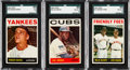 Baseball Cards:Sets, 1964 Topps Baseball Complete Set (587). ...