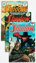 Bronze Age (1970-1979):Miscellaneous, The Shadow #1-7 and 9 Group (DC, 1973-75).... (Total: 8 ComicBooks)