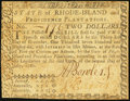 Colonial Notes:Rhode Island, Rhode Island July 2, 1780 $2 Fully Signed Very Fine.. ...