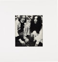 Music Memorabilia:Memorabilia, Beatles - John Lennon And Yoko Ono Signed Photograph (circa late1960s)....