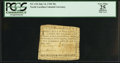Colonial Notes:North Carolina, North Carolina July 14, 1760 30s PCGS Apparent Very Fine 25.. ...