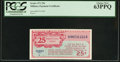 Military Payment Certificates:Series 471, Series 471 25¢ PCGS Choice New 63PPQ.. ...