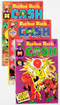 Bronze Age (1970-1979):Cartoon Character, Richie Rich Cash File Copies Box Lot (Harvey, 1974-77) Condition: Average VF/NM....