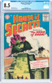 House of Secrets #1 (DC, 1956) CGC VF+ 8.5 Off-white to white pages