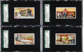 "Non-Sport Cards:Sets, 1934 Morris & Sons ""How Films Are Made"" SGC Graded CompleteHigh Grade Set (25). ..."