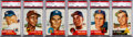 Baseball Cards:Sets, 1953 Topps Baseball Complete Set (274). ...