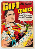 Golden Age (1938-1955):Superhero, Gift Comics #2 (Fawcett Publications, 1942) Condition: Apparent PR....