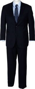 "Movie/TV Memorabilia:Costumes, A Steve Carrell Suit from ""The Office.""..."