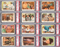 "Non-Sport Cards:Sets, 1959 Fleer ""Three Stooges"" Near Set (76/96). ..."