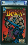 Modern Age (1980-Present):Superhero, Batman #498 (DC, 1993) CGC NM+ 9.6 White pages.
