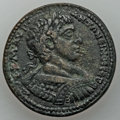 Ancients:Roman Provincial , Ancients: LYDIA. Hypaepa. Caracalla (AD 198-217). AE 29 mm (12.87gm). VF...