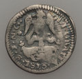 Mexico, Mexico: Revolutionary. National Congress Pair of 1/2 Reales1813,... (Total: 2 coins)