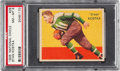 Football Cards:Singles (Pre-1950), 1935 National Chicle Stan Kostka #28 PSA NM-MT 8 - Only Two Higher. ...