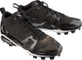 Baseball Collectibles:Others, 2011 Derek Jeter Game Worn Cleats. ...