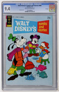 Bronze Age (1970-1979):Cartoon Character, Walt Disney's Comics and Stories #400 File Copy (Gold Key, 1974)CGC NM 9.4 Off-white to white pages....