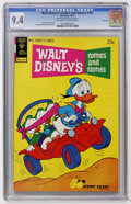 Bronze Age (1970-1979):Cartoon Character, Walt Disney's Comics and Stories #397 File Copy (Gold Key, 1973)CGC NM 9.4 Off-white to white pages....