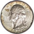 Washington Quarters, 1936-D 25C MS67 PCGS....