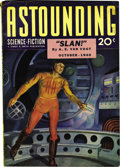 Pulps:Science Fiction, Astounding Stories Group (Street & Smith, 1940-60) Condition:Average VG....