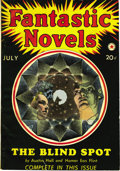 Pulps:Science Fiction, Fantastic Novels Magazine Group (New Publications, 1940-51)Condition: Average VG....