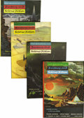 Magazines:Science-Fiction, Fantasy and Science Fiction Group (Fantasy House, Inc., 1954-60) Condition: Average FN....