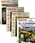 Magazines:Science-Fiction, Galaxy Group (Universal Publishing, 1951-57) Condition: AverageFN....