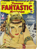 Pulps:Science Fiction, Famous Fantastic Mysteries Group (Frank A. Munsey Co., 1939-51)Condition: Average VG....