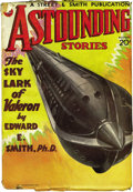 Pulps:Science Fiction, Astounding Stories Group (Street & Smith, 1931-36) Condition:Average VG....