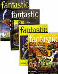 Pulps:Science Fiction, Fantastic Group (Ziff-Davis, 1953-66) Condition: Average FN....
