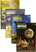 Pulps:Science Fiction, Fantastic Universe Group (King-Size Publications, 1953-66) Condition: Average FN....
