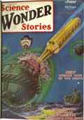 Pulps:Science Fiction, Science Wonder Stories/Wonder Stories Bound Volumes Group(Standard, 1929-50)....