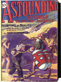 Pulps:Science Fiction, Astounding Stories Bound Volumes Group (Street & Smith,1930-41)....
