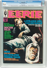 Eerie #16 (Warren, 1968) CGC NM+ 9.6 Off-white pages