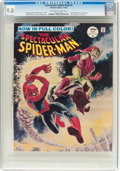 Magazines:Superhero, Spectacular Spider-Man #2 (Marvel, 1968) CGC NM/MT 9.8 Off-white towhite pages....