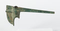 Antiques:Antiquities, ANCIENT NEAR EAST. Middle-Late Bronze Age, circa 1800-1200 BCE. Luristan bronze pickaxe....