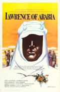 "Movie Posters:Academy Award Winners, Lawrence of Arabia (Columbia, 1962). One Sheet (27"" X 41"") RoadshowStyle B.. ..."