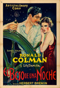 "Movie Posters:Adventure, The Rescue (United Artists, 1929). Argentinean Poster (30"" X 44"")....."