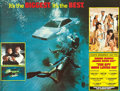 """Movie Posters:James Bond, The Spy Who Loved Me (United Artists, 1977). Subways (3) (45"""" X 59"""").. ... (Total: 3 Items)"""