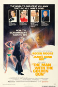 "Movie Posters:James Bond, The Man with the Golden Gun (United Artists, 1974). One Sheet (27""X 41"") Style B, Robert McGinnis Artwork.. ..."