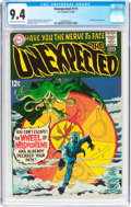 Silver Age (1956-1969):Horror, Unexpected #111 (DC, 1969) CGC NM 9.4 Cream to off-white pages....