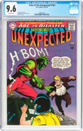 Silver Age (1956-1969):Science Fiction, Tales of the Unexpected #103 (DC, 1967) CGC NM+ 9.6 Off-whitepages....