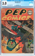 Golden Age (1938-1955):Humor, Pep Comics #24 (MLJ, 1942) CGC GD/VG 3.0 Cream to off-white pages....