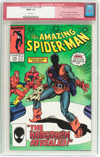 The Amazing Spider-Man #289 (Marvel, 1987) CGC MT 9.9 White pages